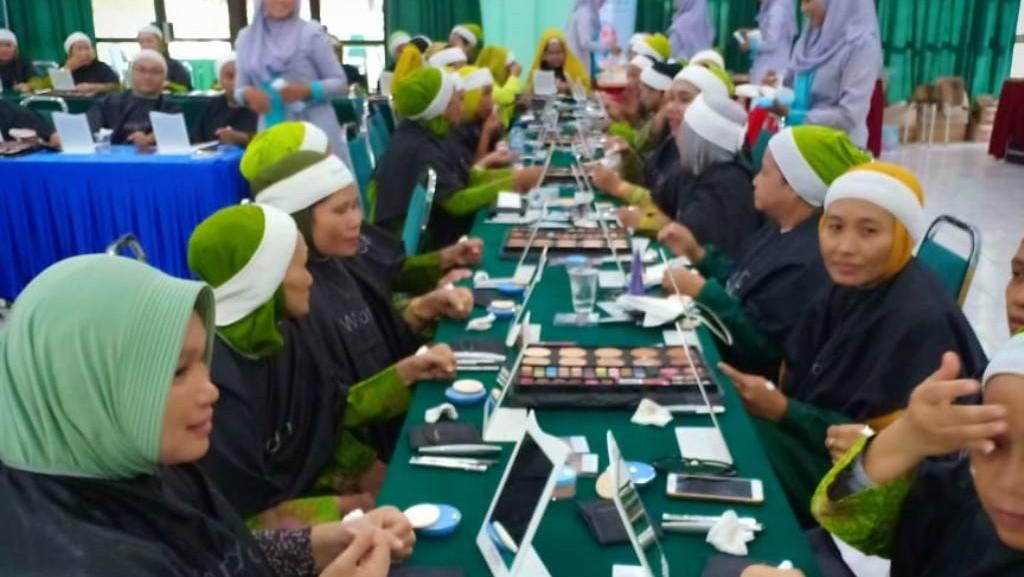 Muslimat NU Tingkatkan Keterampilan Anggotanya
