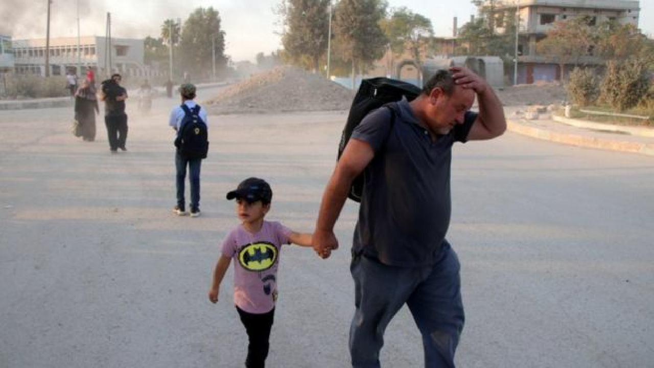 Buntut Serangan Turki, 60 Ribu Warga Suriah Mengungsi