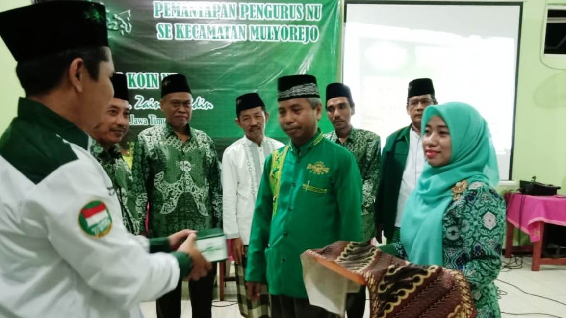 LAZISNU Mulyorejo Surabaya Pelopori Gerakan KOIN 9
