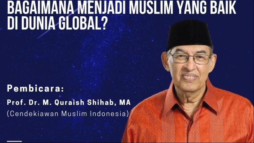 NU Western Australia Undang Quraish Shihab Jelaskan Islam Moderat