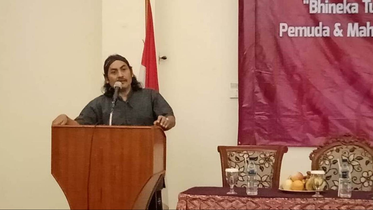 Ngatawi Al-Zastrow: Indonesia Itu Tamansari, Tumbuh Aneka Ragam Bunga