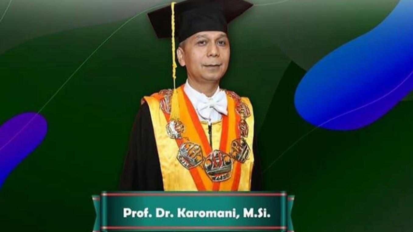 Wakil Ketua PWNU Terpilih Menjadi Rektor Universitas Lampung