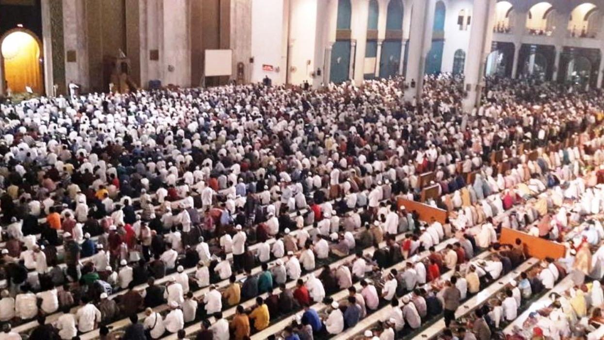 Masjid Nasional Al-Akbar Gelar Istighotsah demi Keselamatan Bangsa