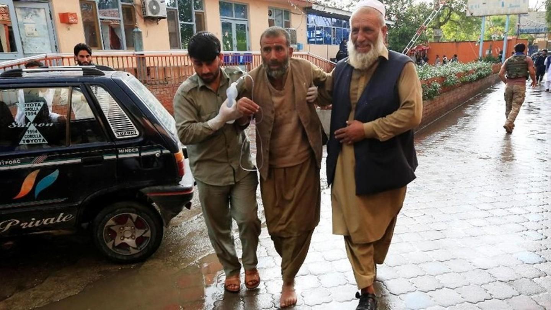 Ledakan Masjid di Afghanistan Bunuh 63 Orang, Lukai Ratusan Lainnya