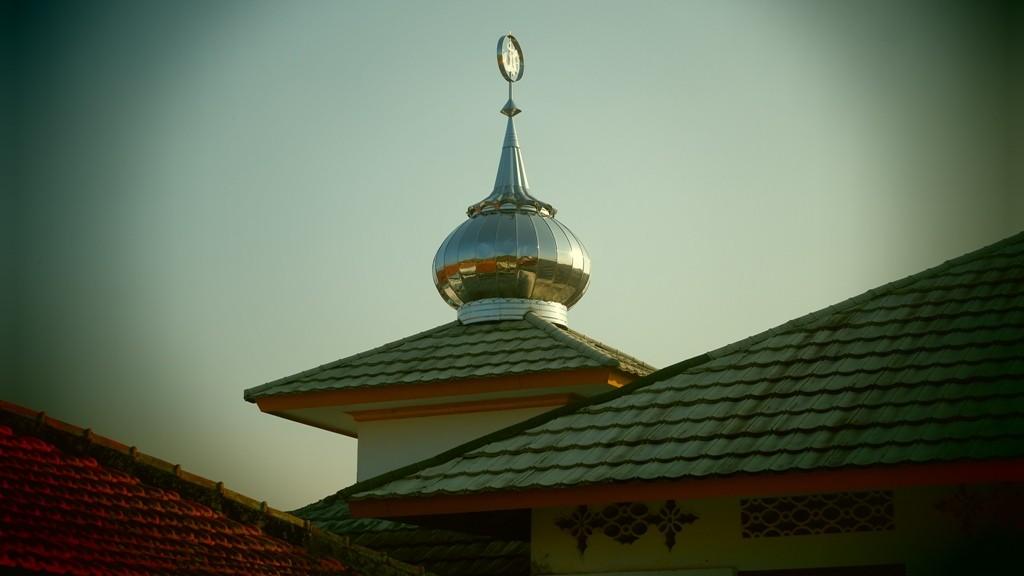 Keutamaan Membangun Masjid