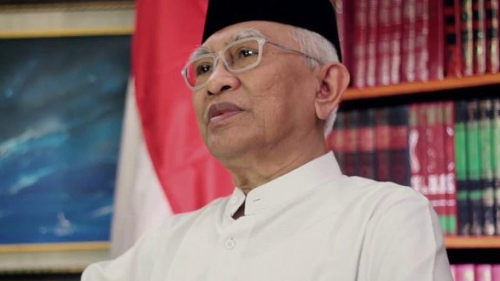 Pesan Gus Mus untuk Presiden Jokowi dan Wakil Presiden KH Ma'ruf Amin