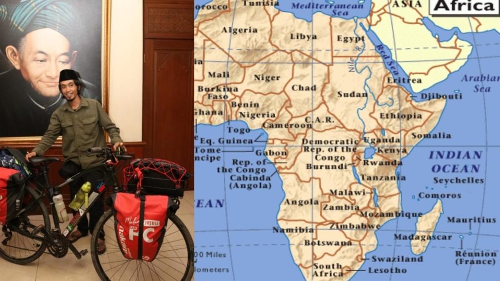 Santri NU Bersepeda Keliling Dunia (Bagian II); Pada Mulanya Demi Laut