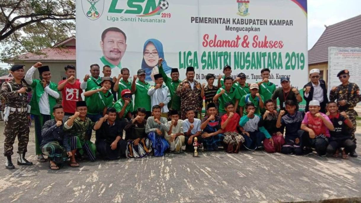 Al-Kautsar Pekanbaru Juara LSN 2019 Region Sumatera V