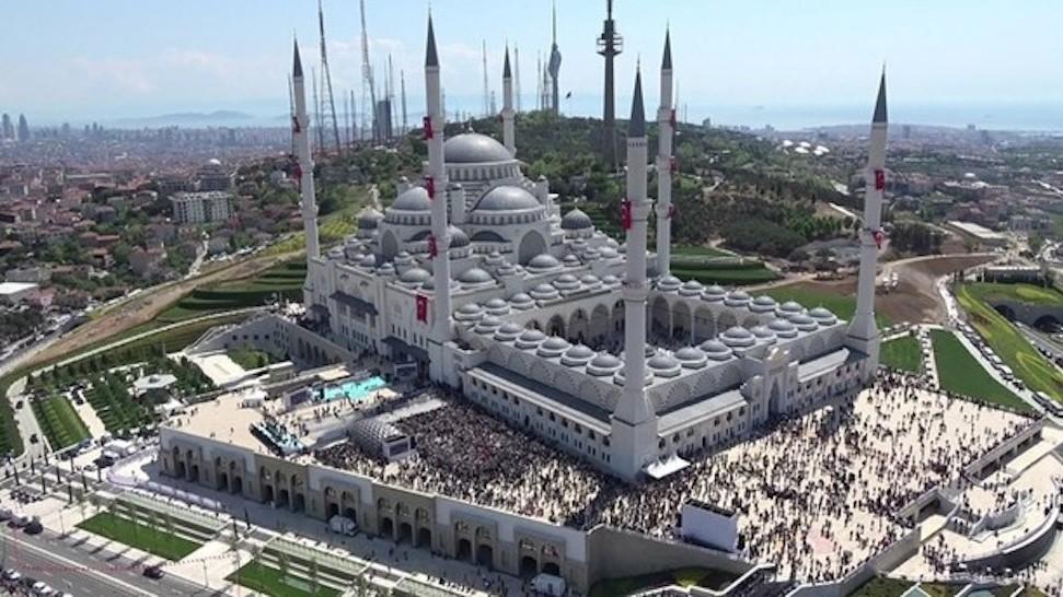 2 Arsitek Perempuan Ini Rancang Masjid Terbesar di Turki