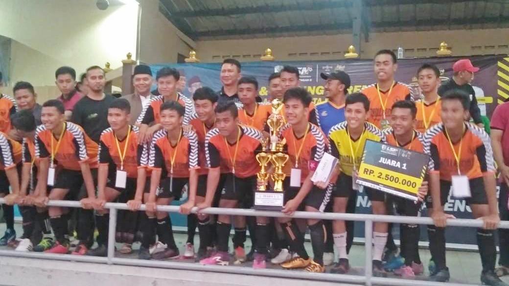 Al-Falah Baki Sukoharjo Raih Juara LSN Region Jateng 2