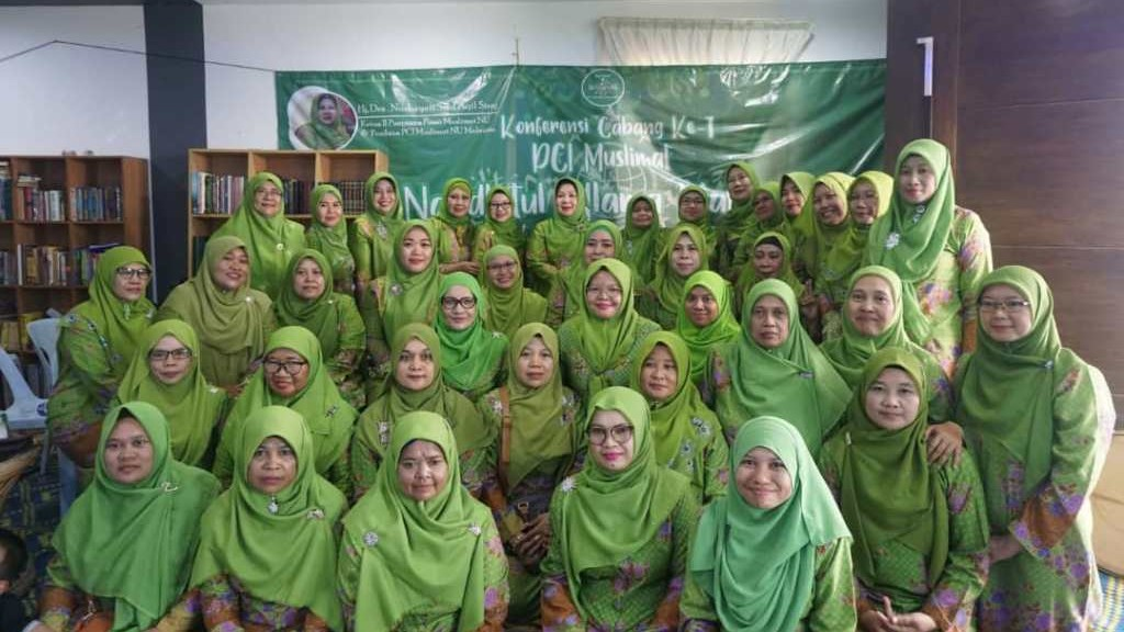 Aklamasi, Mimin Mintarsih Kembali Pimpin Muslimat NU Malaysia
