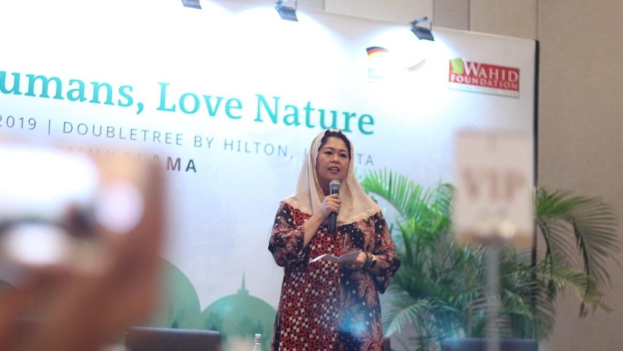 Yenny Wahid: Islam Ramah terhadap Lingkungan