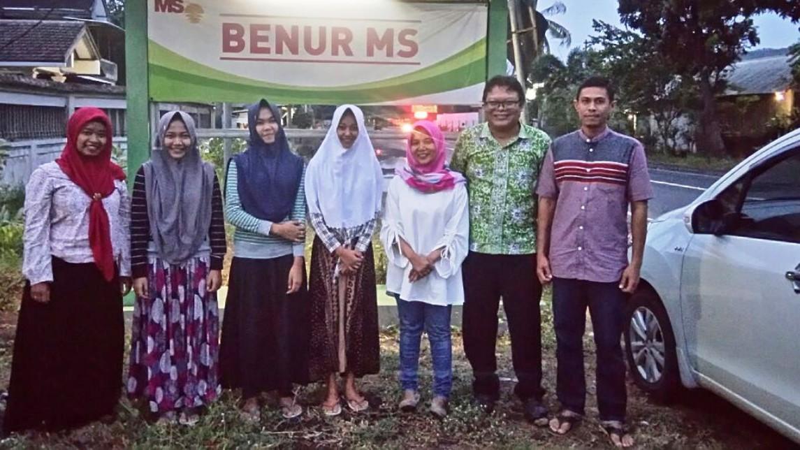 Berkah Praktik Kerja Industri Satu Tahun SMK NU di Bondowoso