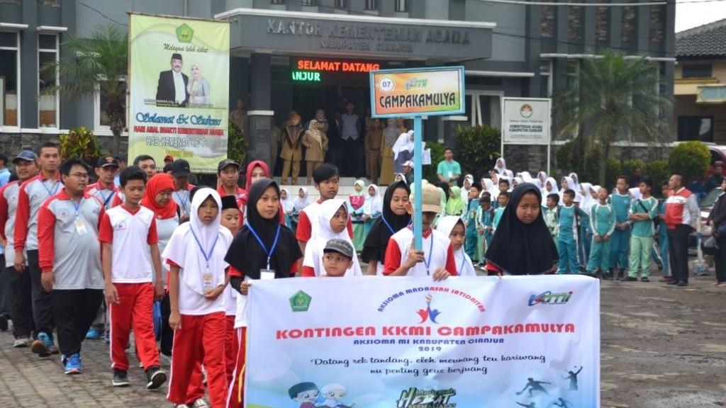 Harapan Masyarat Jabar terhadap Madrasah Ibtidaiyah (MI)