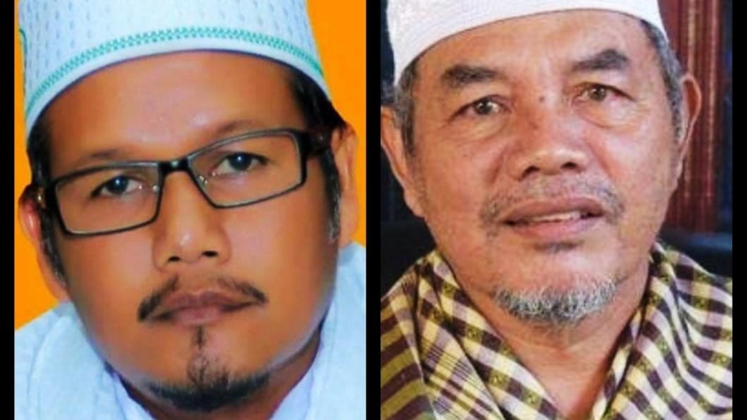 Tgk Jamaluddin Idris-Tgk Muntasir A Kadir Pimpin NU Bireuen Aceh
