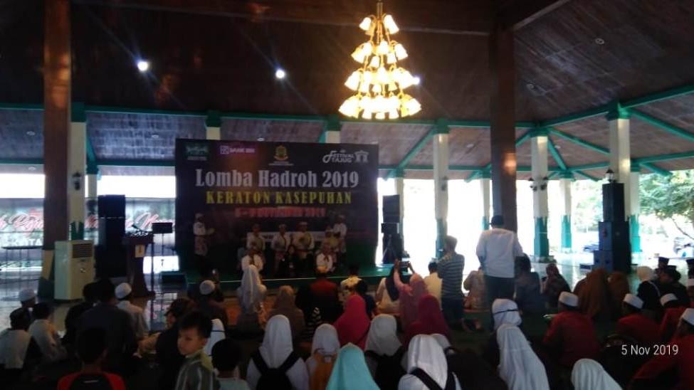 Lima Hari Lomba Hadrah Festival Tajug di Kesultanan Cirebon
