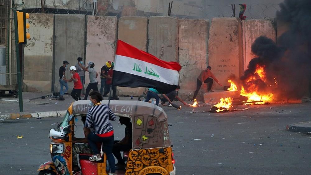 260 Orang Meninggal dalam Unjuk Rasa Antipemerintah di Irak Sebulan Terakhir