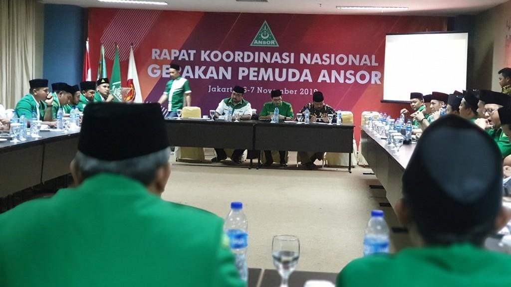 Ini Sikap Politik GP Ansor terhadap Pemerintahan Jokowi Periode Kedua