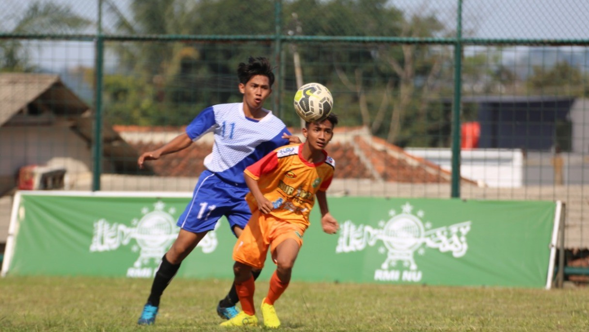 Sembilan Fakta Kompetisi Sepak Bola Liga Santri Nusantara