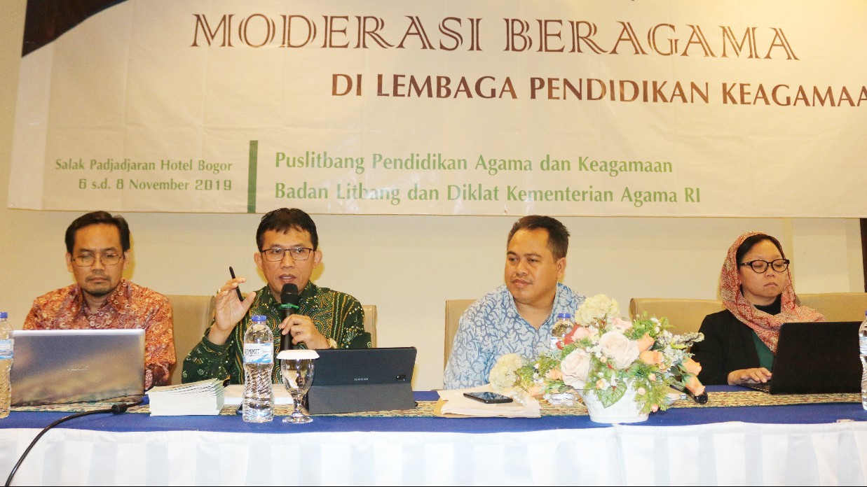 Guru Besar UIN Jakarta: Jadikan Moderasi Beragama sebagai Cara Pandang