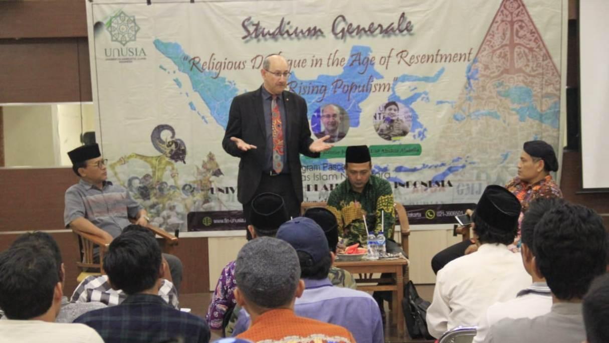 Muslim Indonesia Harus Isi Visi Islam