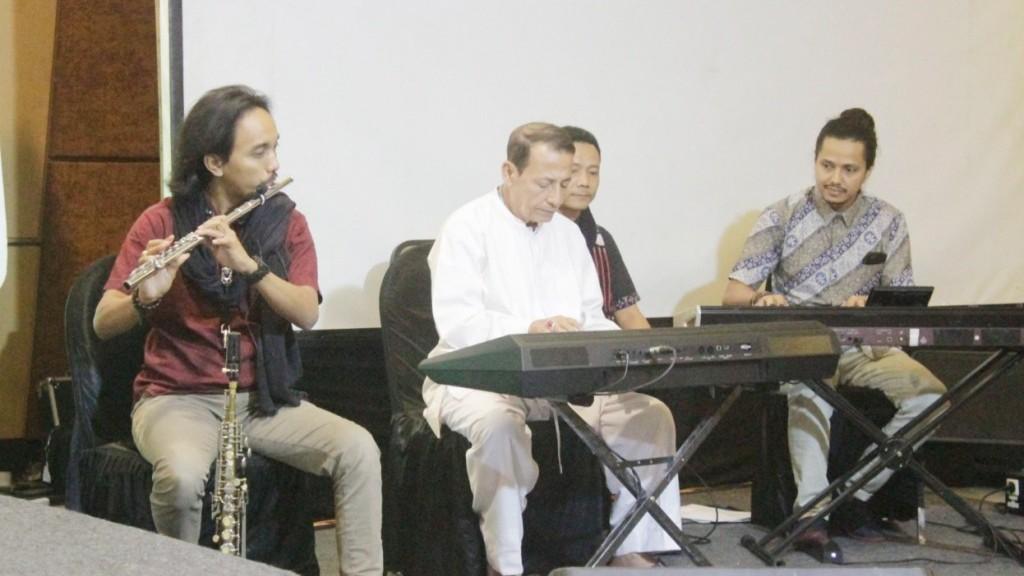 Habib Luthfi, Musik, dan NKRI