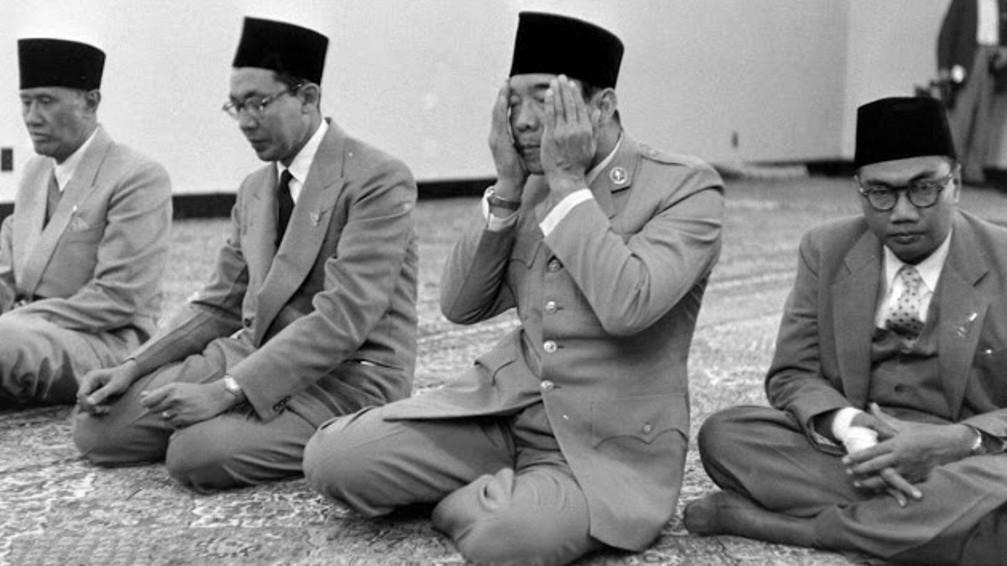 Sukarno dan Ayahnya