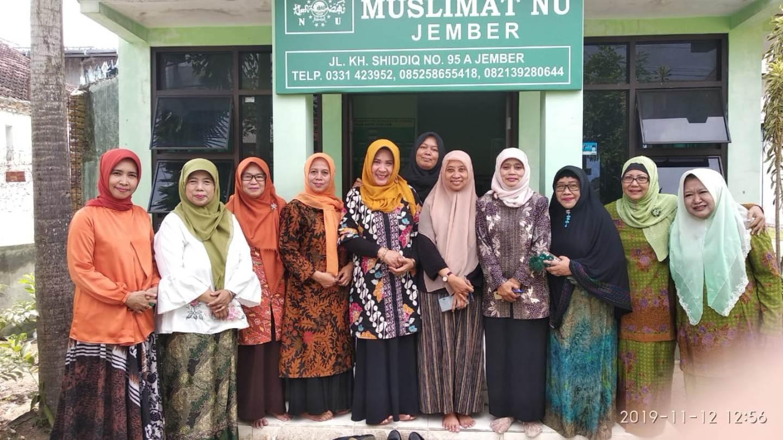 Muslimat NU Jember Buka Konsultasi Keluarga dan Pendampingan KDRT