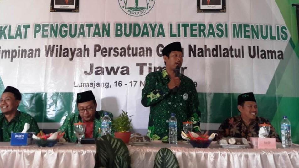 Pergunu Jatim Dorong Pendidik Tingkatkan Budaya Literasi