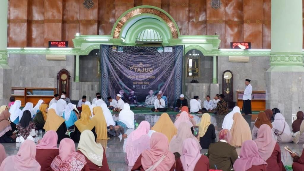 JQHNU Cirebon Dukung Pelaksanaan Qari Roadshow