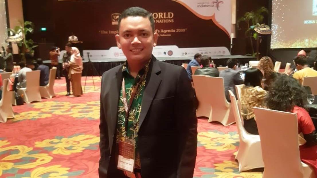 Pengurus IPNU di Lamongan Ini Jadi Peserta Pertemuan Internasional