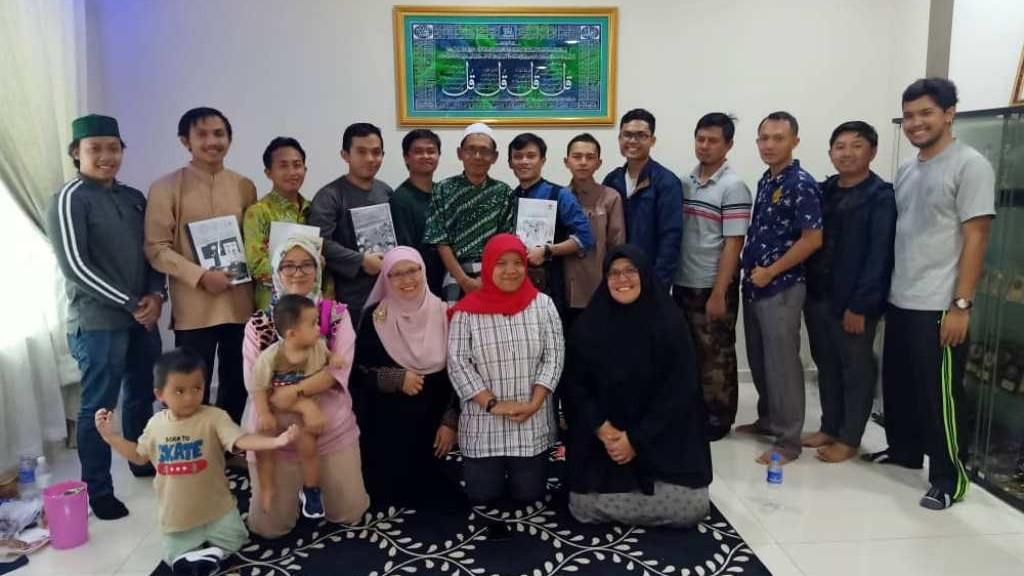 Muslimat NU dan KMNU Malaysia Dirikan 'Community Learning Center'