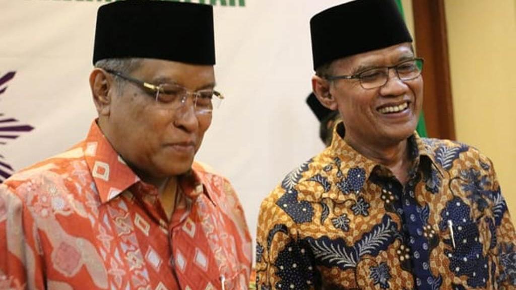 Milad Ke-107, PBNU: Muhammadiyah Mitra Penting NU