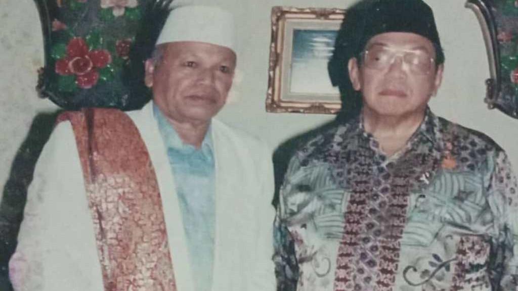Abuya KH Abdurrahman Nawi Pernah Aktif di NU