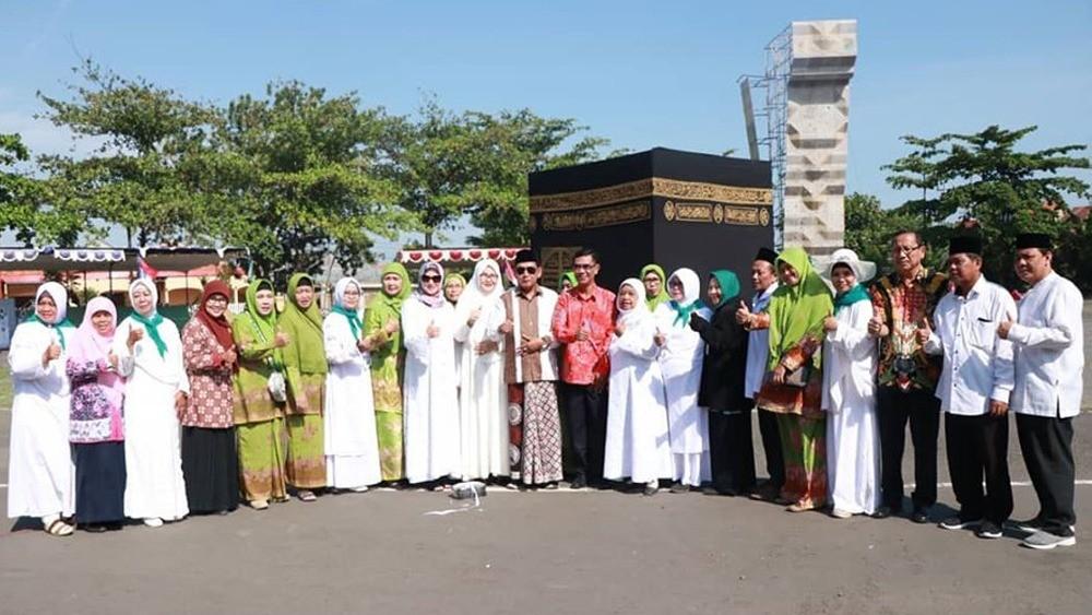 Wali Kota Pekalongan: Peragaan Manasik Haji untuk Pembentukan Karakter
