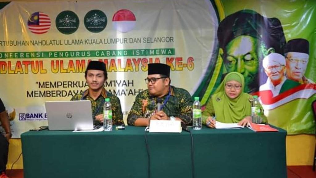 Komitmen NU Malaysia Sebarkan Moderasi Islam di Tanah Melayu