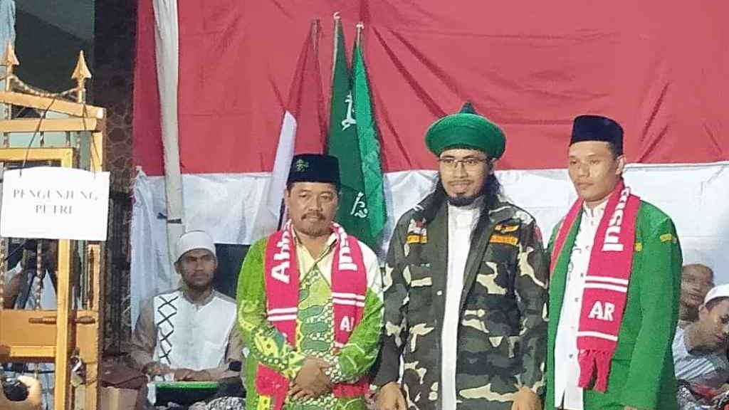 Habib Pimpin Banser, Sayyid Seif Alwi: Bukti Banser Tidak Anti-Habaib