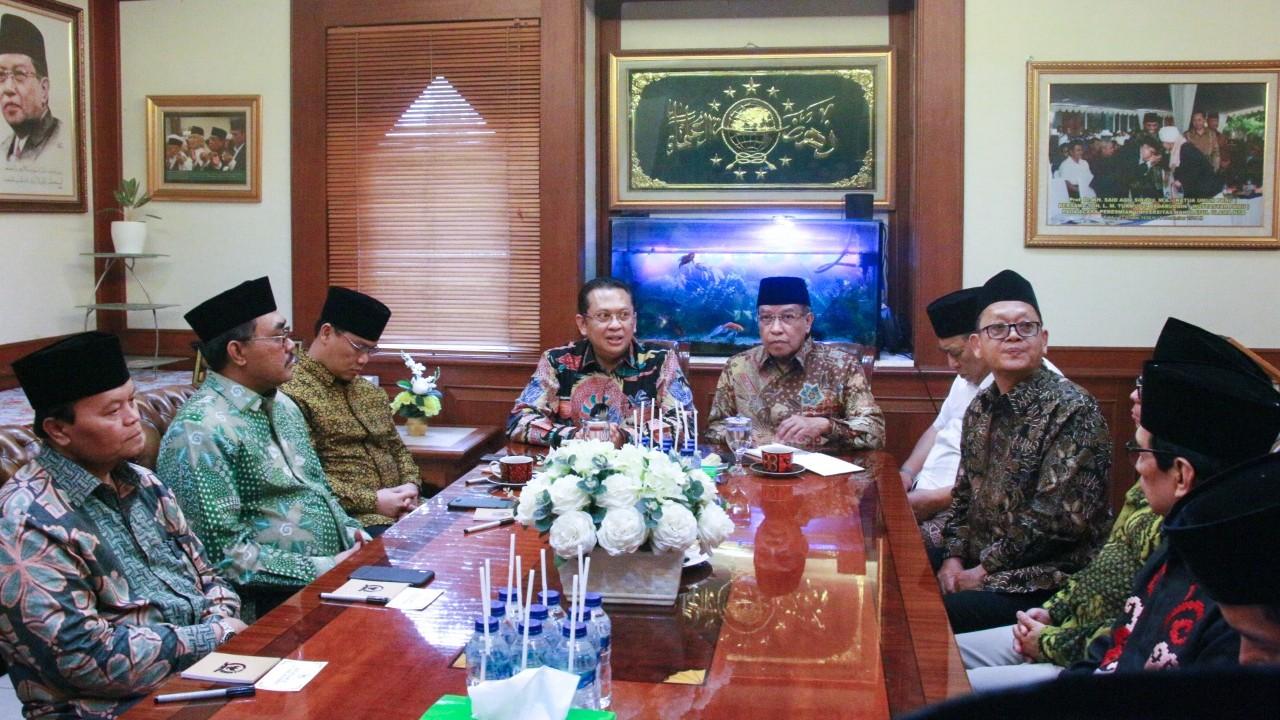 PBNU Sebut Maslahat Keindonesiaan di Balik Usul Pilpres Tidak Langsung