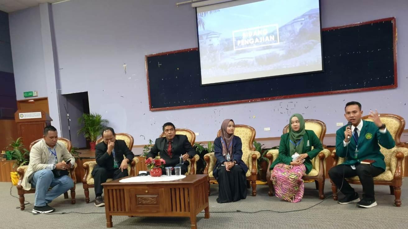 Mahasiswa Indonesia Kampanyekan Moderasi Beragama di Malaysia
