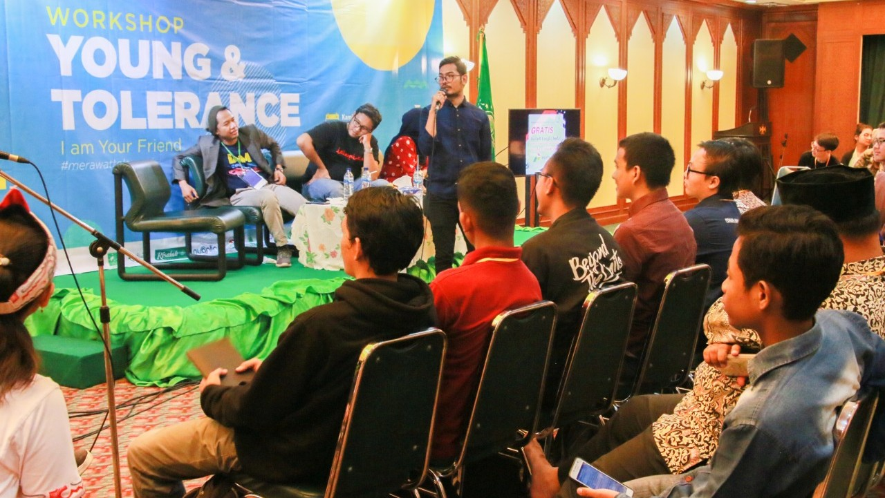 Ruang Perjumpaan Dapat Mengubah Persepsi Seseorang soal Agama
