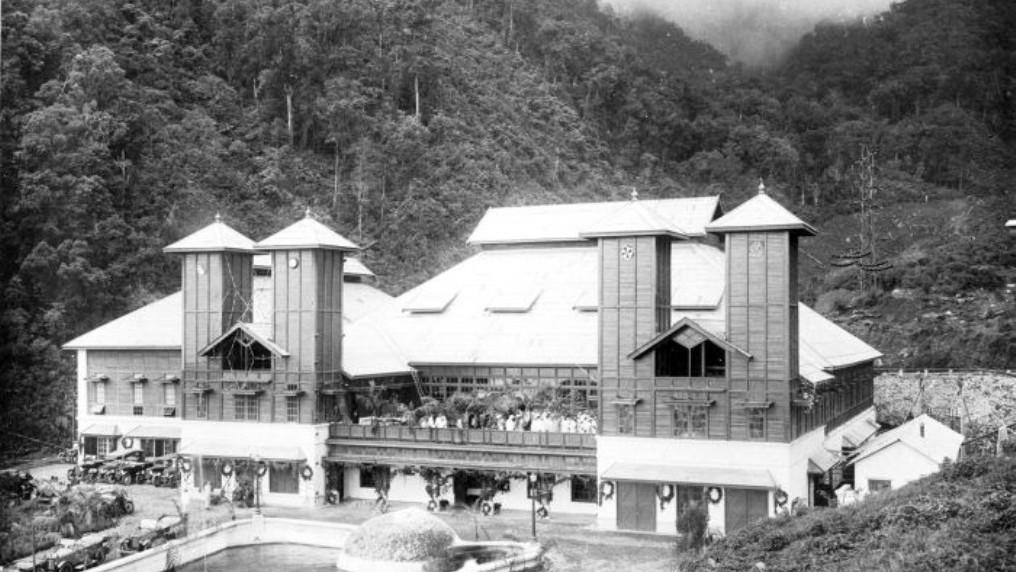 Lesbumi Kabupaten Bandung Produksi FilmRadio Pertama Kolonial Belanda