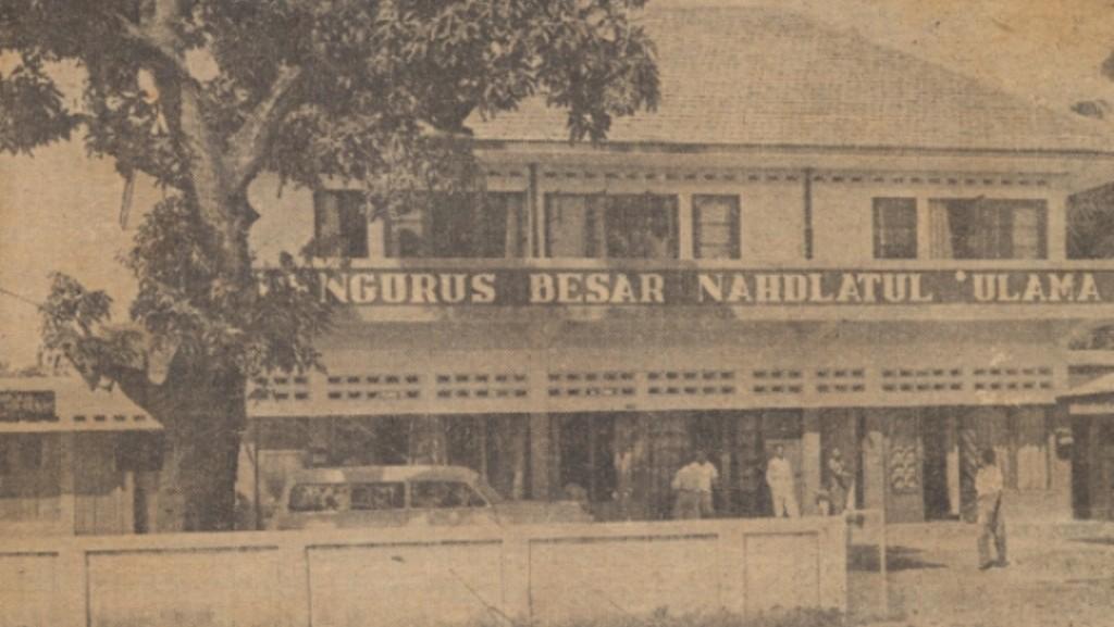 Cerita di Balik Berdirinya Gedung PBNU Kramat Raya 164