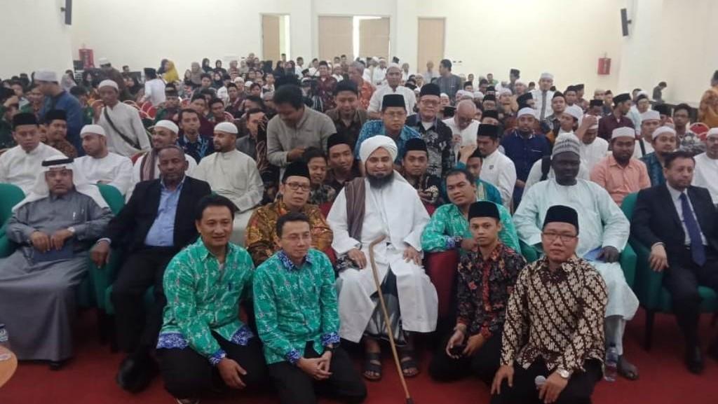 Habib Ali Al-Jufri Imbau Umat Islam Tak Mudah Mengafirkan