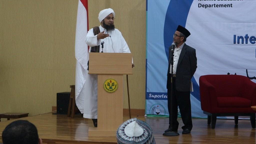 Penjelasan Habib Ali Al-Jufri soal NU Takkan Goyah meski Diterpa Paham Radikal