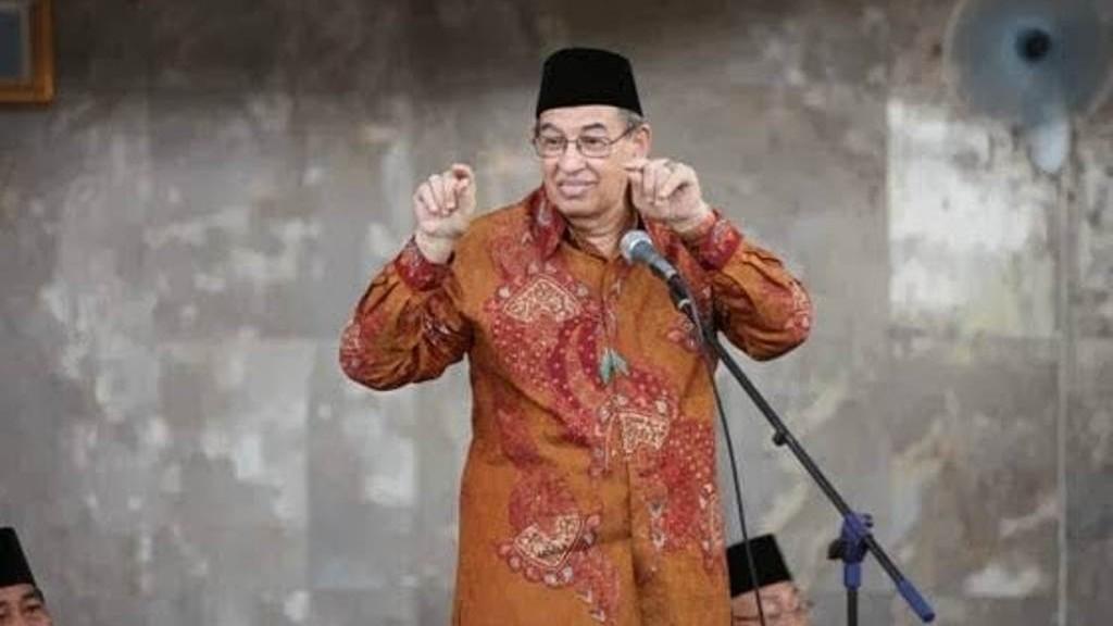 Tiga Kunci Wasathiyah Menurut Prof Quraish Shihab
