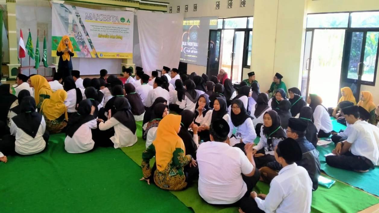 Kader IPNU-IPPNU Diingatkan untuk Berkiprah di Masyarakat