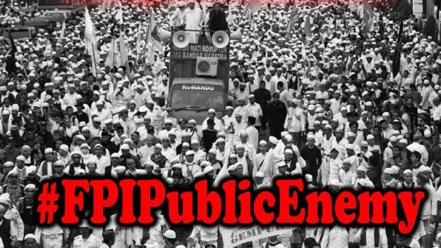 Tagar #FPIPublicEnemy Banjiri Media Sosial