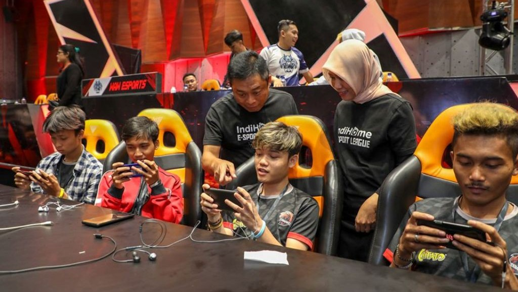 Grand Final IndiHome eSports League Lahirkan Pemain Profesional Indonesia