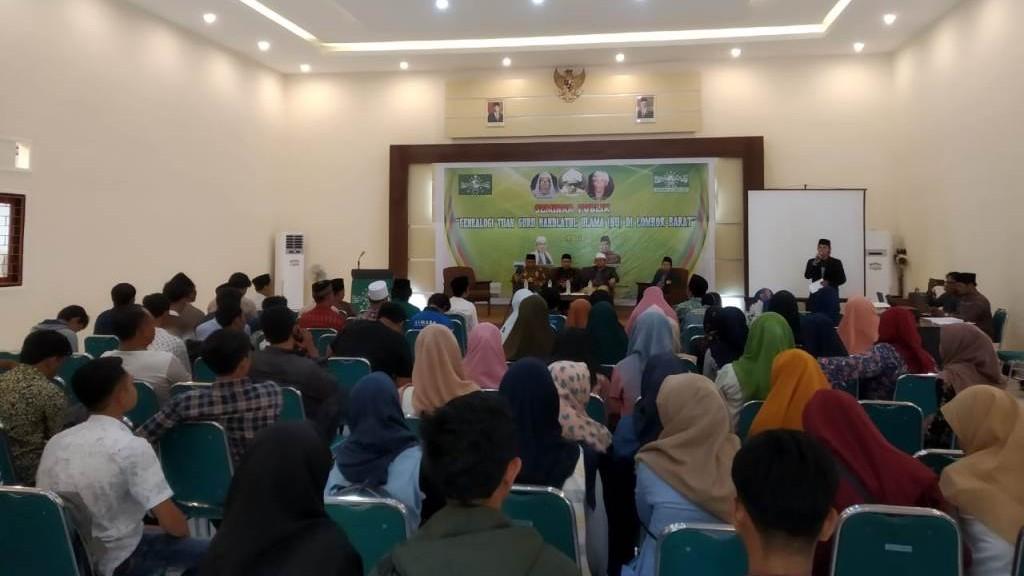 Lakpesdam NU Lombok Barat Lacak Genealogi Tuan Guru
