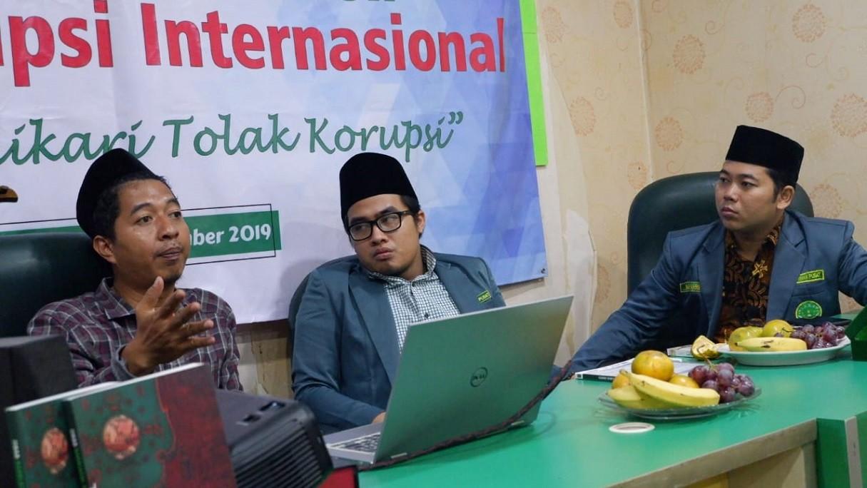 Kaderisasi Good Governance di IPNU Penting untuk Cegah Korupsi Dini